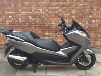 Honda NSS 300 Forza with manufacturer warranty