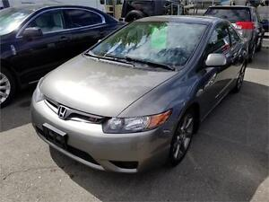 2008 Honda Civic Si VTEC -STRAIGHT CLEAN CAR-CALL FOR HD IMAGES