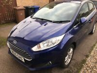 Ford Fiesta Perfect 1st Car in first class condition and yes only 1809 genuine miles from new!