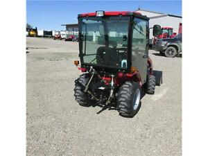 TYM 254 Hydrostatic Tractor with Yanmar Diesel Engine, Cab and L Edmonton Edmonton Area image 4