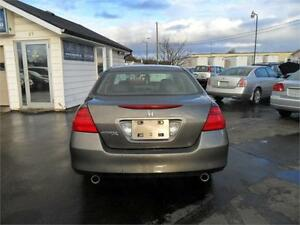 2006 Honda Accord Sdn EX V6 Kitchener / Waterloo Kitchener Area image 5