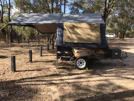 Frontier Camper Trailer Hire