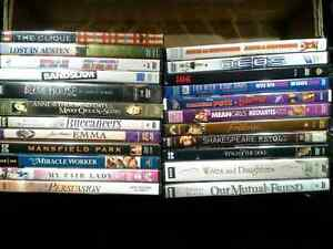 DVD / BLU RAY TV SHOWS AND MOVIES St. John's Newfoundland image 1