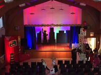 Event Lighting Services Dance Recital DJ Services
