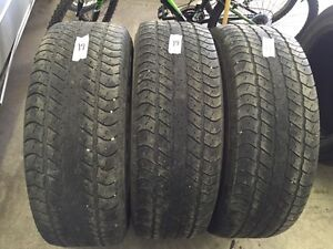 3 Goodyear Wrangler HP - 275/60/20 - 60% - $80 For All 3