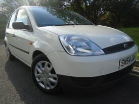 Ford Fiesta 1.6 Lx (Automatic), 2004, 54 reg, Only 39k, 5 door, Fsh, 12 Months Mot