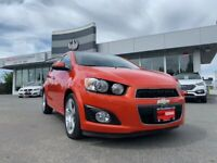 2012 Chevrolet Sonic LT AUTO SUNROOF A/C LOADED ONLY 99KM Delta/Surrey/Langley Greater Vancouver Area Preview