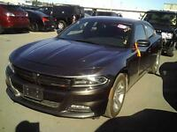 2015 Dodge Charger SXT - TOUCH SCREEN RADIO, ALLOYS, LOADED!