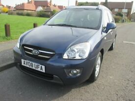 KIA CARENS 7 SEATER AUTOMATIC 2008