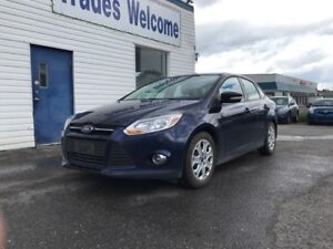 2012 FORD FOCUS SE LOW KM!!!