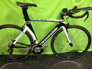 SALE New Cannondale Slice Carbon Triathlon bike, 51cm, 105 11 sp