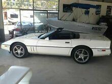 1988 Chevrolet Corvette  White Automatic Convertible Woodridge Logan Area Preview