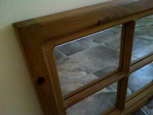 Mirror - Solid wood frame Peterborough Peterborough Area image 2