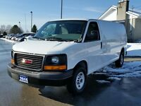 2015 GMC Savana 2500 CARGO EXT.