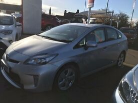 Toyota prius T Spirit 2014 UK model Fairly New Car!+EXTRAS+ +24500 Mileage only+