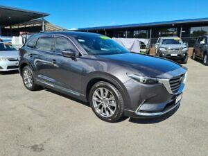 2017 Mazda CX-9 TC Azami SKYACTIV-Drive i-ACTIV AWD Machine Grey 6 Speed Sports Automatic Wagon Bungalow Cairns City Preview
