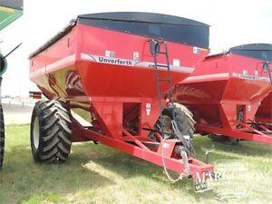 2017 Unverferth 8250 Grain Cart - 850 bu, Scale, Tarp, PTO Drive