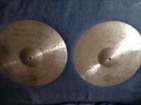 Zildjian K Constantinople 20 inch Vintage Orchestral Medium Heavy cymbals (TWO)