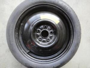 1 used spare tire and wheel for Subaru 135/70/16 5x100