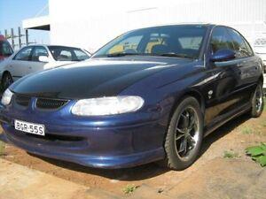 2000 Holden Commodore VT S PAC Blue Sedan Ballina Ballina Area Preview