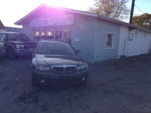 2004 Lincoln LS Fully Certified!