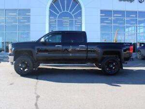 2014 Chevrolet Silverado 1500 1LT 4x4 Crew Cab 6.5 ft. box 153.5
