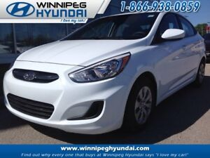 2017 Hyundai Accent 4 door GL Heated Seats No Accidents