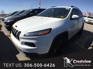 2015 Jeep Cherokee North/Altitude 4x4 V6 w/ Sunroof