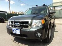 2008 Ford Escape XLT 4x4 Limited