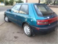MAZDA 323 AUTOMATIC ! NEW TIRES!! CHEAP!!