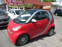 2011 Smart fortwo Passion NAVIG ROOF68 KM -LOW  PRICE!