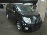 2007 Nissan Elgrand ME51 Highway Star 250 with Huge Spec!!
