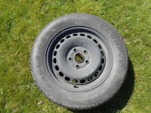 Goodyear Eagle GA tire and rim for sale
