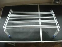 Set of 4 Indoor Radiator Clothes & Towel Airer