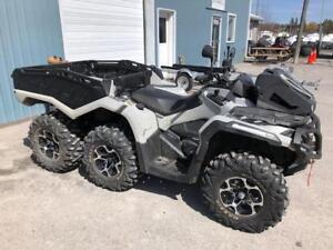 2015 CAN-AM OUTLANDER 650 6X6 DPS
