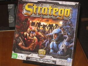 Stratego Édition 50ième anniversaire Science-Fiction 2011