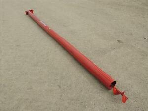 "Farm King F1210 Utility Auger - 6"" x 16' pencil auger, motor mou"