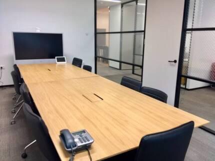 6 Desk Office 9B Approved Sydney CBD, QVB, Town Hall