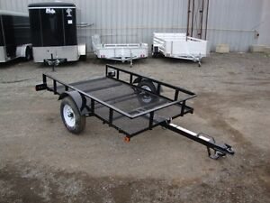 Hunter's Special ATV/Utility Trailers - Great Valu