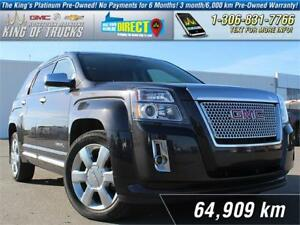 2015 GMC Terrain Denali Local | One Owner | PST Paid