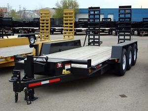 Canadian Made - Bobcat HD Low-Bed Float Trailers Kitchener / Waterloo Kitchener Area image 8