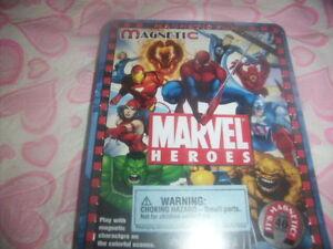 magnetic marvel heroes Kingston Kingston Area image 1
