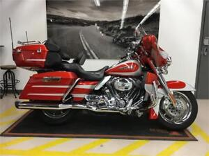 2008 Harley-Davidson® CVO-Screamin' Eagle Electra Glide