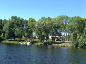 12 Acres of Waterfront Property in Massey