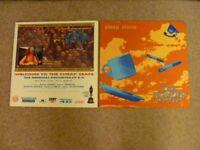 "The Wonder Stuff - Sleep Alone + Welcome To The Cheap Seats original UK 12"" vinyl"