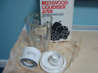 Blender, for Kenwood Chef, Major and Kenmix A701c, A707a, A702, A707, A717 and A956A models.