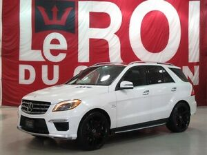 Mercedes-Benz Classe-M ML63 AMG PERFORMANCE PACK 2012