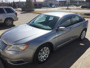 2013 Chrysler 200-Series Sedan