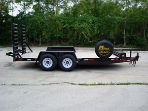 Canadian Made - Bobcat HD Low-Bed Float Trailers Kitchener / Waterloo Kitchener Area image 3