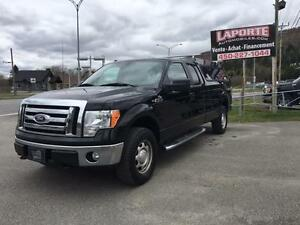 2010 FORD F-150 - EXT - XLT PAYLOAD - BOITE LONGUE
